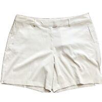 Lady Hagen Women's Core Golf Shorts Peyote Size 16 Missy NWT