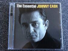 Johnny Cash – The Essential Johnny Cash - 2CD Set - 35 Songs - Historic Photos
