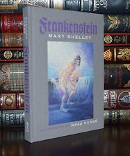 Frankenstein by Mary Shelley Illustrated by Carbe Deluxe New Cloth Bound Edition