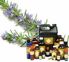 8 oz ROSEMARY ESSENTIAL OIL * SHIPPING DEAL * AMBER GLASS BOTTLE