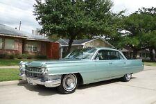 1964 Cadillac DeVille Sedan Deville