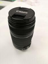 (N0500) Canon 55-250mm Lens
