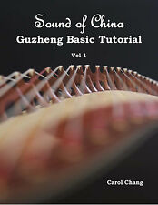 English Guzheng Basic Tutorial Textbook with 2CDs and Online Video Instruction