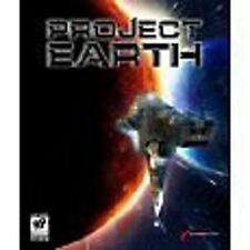 Project Earth: Starmageddon PC CD space simulation game