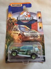 Matchbox Jurassic World Legacy Collection Diecast 1997 Mercedes-Benz
