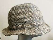 Tweed Wool Trilby by Chatsworth .. Large