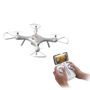 RC GPS Wi-Fi FPV Camera Drone - Syma X25 Pro