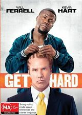 Get Hard (DVD, 2015) very good condition like new