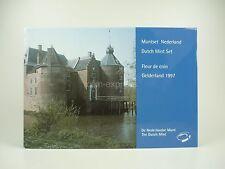 *** NIEDERLANDE GULDEN KMS 1997 FDC Gelderland Holland Netherlands vor Euro ***