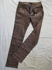 Cris L. Damen Jeans Stretch Gr.36 L32 h&m slim fit low waist bootcut women pant