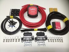 7mtr Professional Split Charge System 12v 140amp Durite Voltage Sense Relay