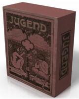 JUGEND VINTAGE ART MAGAZINES 572 Issues on 2 DVD's ART NOUVEAU, JUGENDSTIL