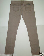 "BEAUTIFUL SASS&BIDE STRAIGHT LEG  DENIM JEANS - 32 ""SENDER TO KEEP"" Oatmeal"