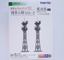 Tomytec N Scale Diorama Collection Zyokei Komono 101-2 Microwave Tower A2
