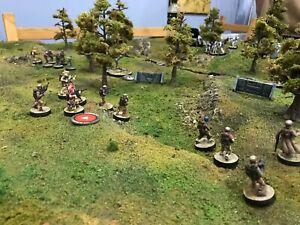 Custom wargaming battle board 3x 2'x4' sections table terrain Warhammer 40k LOTR