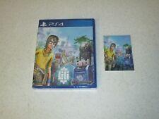 Lili Sony PlayStation 4 Limited Run #77 Sealed