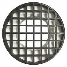 Holman PVC FINISHING COLLAR WITH GRATE 100x90mm For Stormwater Use *Aust Brand