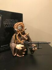 Star Wars Gentle Giant Mini Bust - Zuckuss - Bounty Hunter