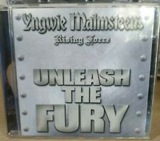 YNGWIE MALMSTEEN'S RISING FORCE - UNLEASH THE FURY - CD APERTO MA NUOVO