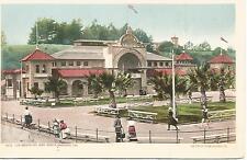 Santa Barbara CA Los Banos Del Mar Detroit Publishing Co. Postcard c1900