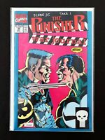 THE PUNISHER: WAR JOURNAL #35 MARVEL COMICS 1991 VF/NM