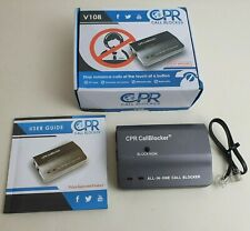 CPR CALL BLOCKER V108 Police Approved Stop Nuisance Scam PPI Withheld Calls