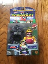 Toy Biz N64 Mario Kart 64 Wario Action Figure rare