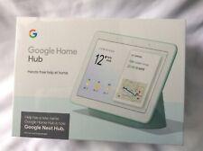 Google home hub aqua **Brand New** sealed