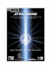 Star Wars Jedi Knight II 2 Jedi Outcast PC Steam Key Codice Global [SPEDIZIONE LAMPO]