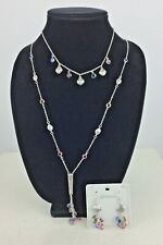 Brighton | Elora Gems Necklace & Earring Jewelry Set of 3