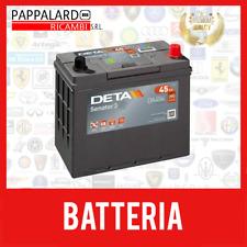 EXIDE DETA PREMIUM DA456 45ah batteria STARTER AUTO AVVIAMENTO CUBETTO GARANTITA