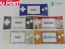 New Replacement Protective Screen Lens For GameBoy MICRO Various styles GBM