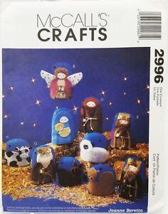 Baby Jesus Nativity Manger Wise Men Ornaments Wall Hanging Craft Pattern 2996
