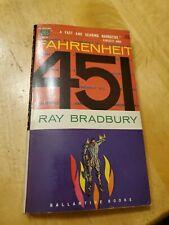 Fahrenheit 451, Ray Bradbury, 1953, Good