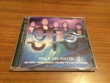 UFO Walk On Water CD+3 BONUS Tracks 2004 RARE Version Michael Schenker M.S.G.