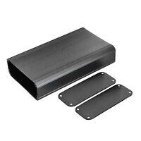 Aluminum Enclosure Electronic DIY PCB Instrument Project Box Case(24x66x110mm)