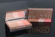 Urban Decay Naked Flushed Bronzer Highlighter Blush STREAK NIB Retail $32
