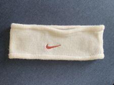 Nike Crimson Tide Ear Warmer Headband White OS One Size