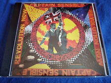 CAPTAIN SENSIBLE - Revolution Now CD New Wave / The Damned USA