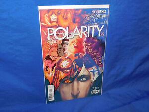 Polarity 1  Comic LOT Boom Studios VF/NM 1st Print Max Bemis