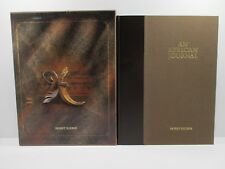 An African Journal Horst Klemm - Limited Edition Signed - African Photographs