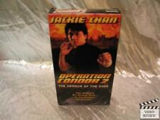 Operation Condor 2: The Armour of the Gods VHS Jackie Chan