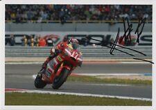 Alberto Moncayo Hand Signed 7x5 Photo - MotoGP Autograph 3.