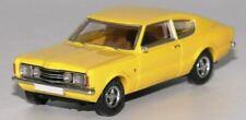 BREKINA Ford Taunus GT Coupé (Yellow) 1/87 HO Scale Plastic Model NEW, RARE!
