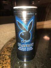 PLAYBOY Sugar Free Energy Drink Can 8.4 Unopened Rare Collectors Disco. (MA)