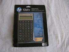 Calculatrice financière HP 10bll+ neuve sous blister