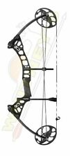 "Mission by Mathews Radik Compound Bow Right Hand Black Dl 17-28"" Dw 10-50 Lbs"