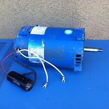Den-Tal-Ez Vacuum Pump electric motor by Westinghouse 115/230V,1HP,3450RPM, g165