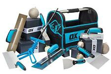 OX COMPLETE PLASTERERS TOOL KIT BAG TOOLS PROFESSIONAL TRADE ALL IN ONE