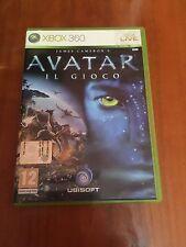 Avatar Il Gioco xbox360 completo pal ita